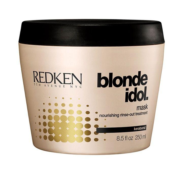 Redken Blonde Idol Mask - Máscara de Tratamento 250ml