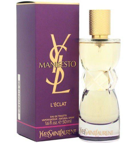 Yves Saint Laurent Manifesto L'Eclat Eau de Toilette - Perfume Feminino 50ml