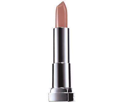 Maybelline Color Sensational Nudes Impecáveis, Batom Matte Cor:202 Sozinha Nunca