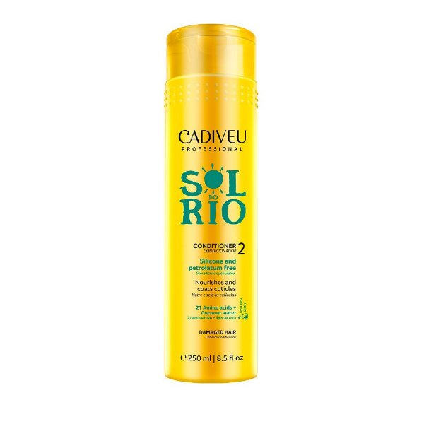 Cadiveu Sol do Rio - Condicionador 250ml