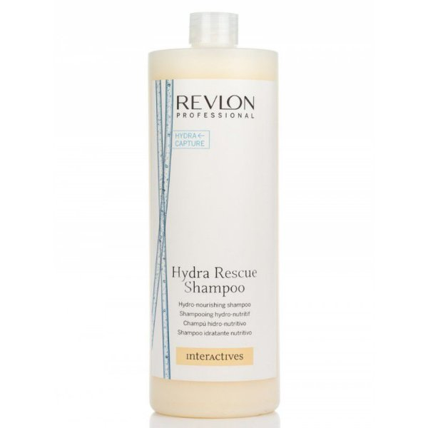 Revlon Hydra Rescue Shampoo 1250ml