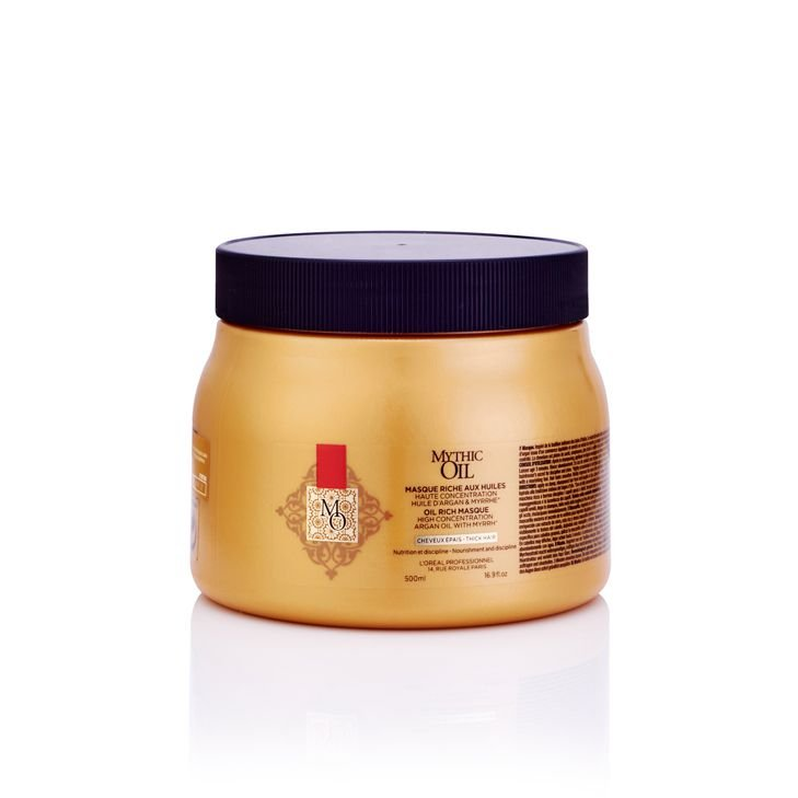 L'Oréal Professionnel Mythic Oil - Máscara 500ml