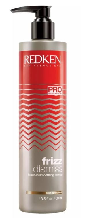 Redken Frizz Dismiss Pro Leave-in - Smoothing Cream 400ml