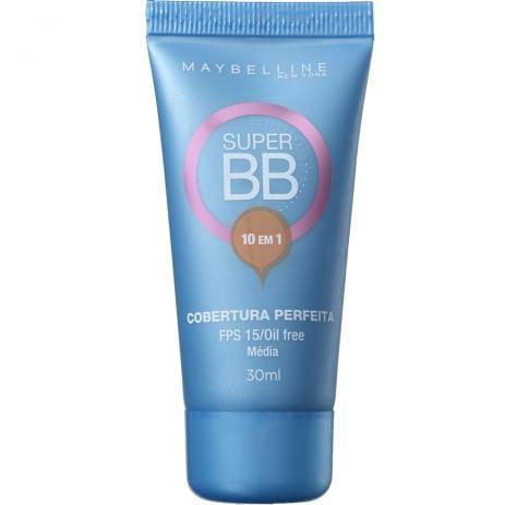 Maybelline Super BB Cream 10 em 1 Média - BB Cream 30ml