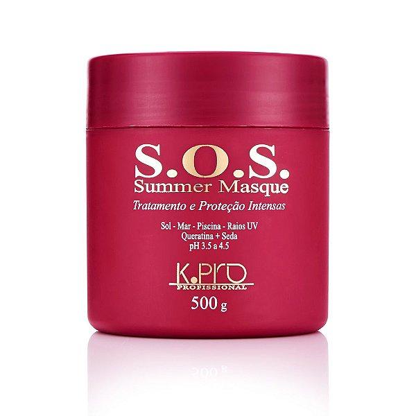 K.Pro SOS Summer Masque - Máscara de Tratamento 500g