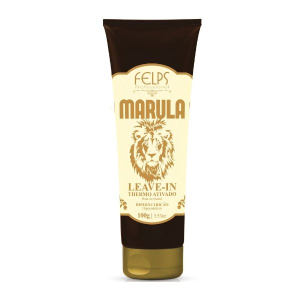 Felps Marula - Leave-in Thermo Ativado 100g
