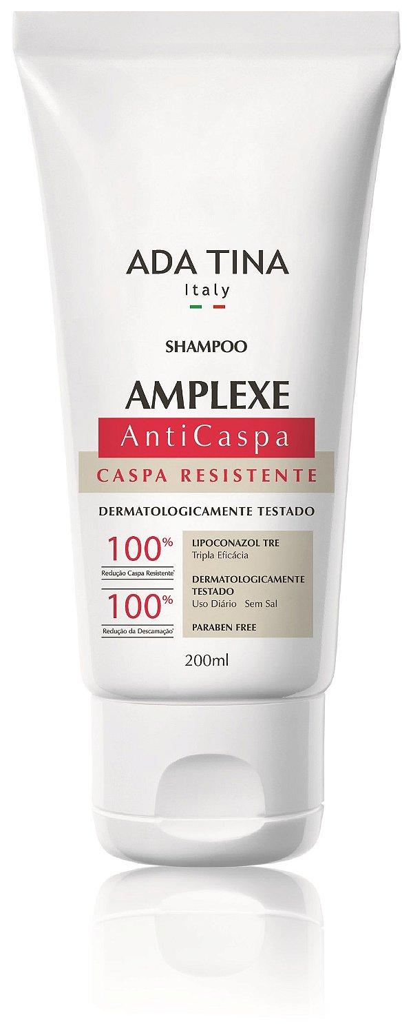 Ada Tina Amplexe - Shampoo Anticaspa Resistente 200ml