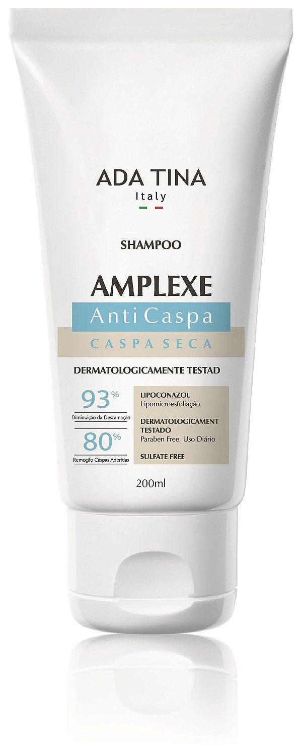 Ada Tina Amplexe - Shampoo Anticaspa Seca 200ml