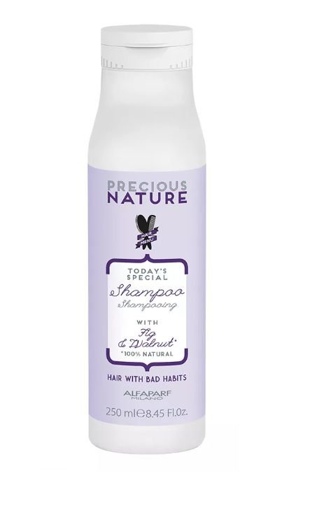 Alfaparf Precious Nature Hair with Bad Habits - Shampoo 250ml