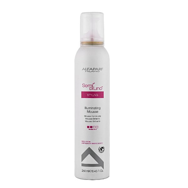 Alfaparf Semi di Lino Styling Illuminating - Mousse 250ml