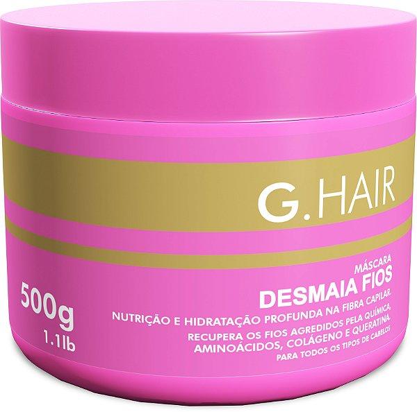 G.Hair Desmaia Fios - Máscara 500g