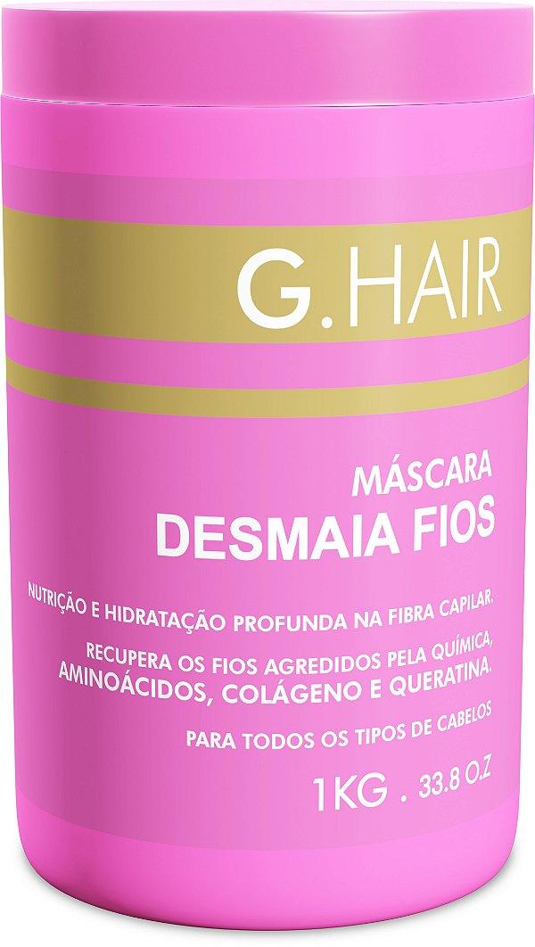 G.Hair Desmaia Fios - Máscara 1000g