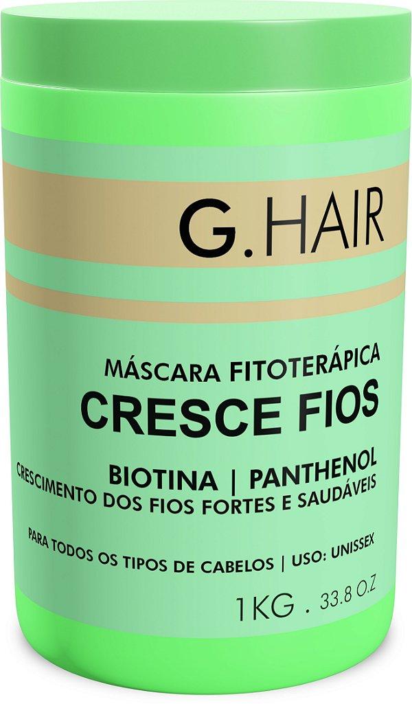 G.Hair Cresce Fios - Máscara 1000g
