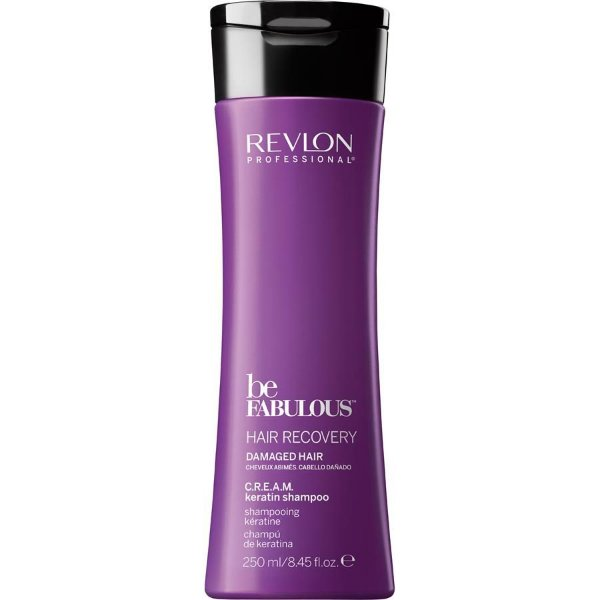 Revlon Be Fabulous Hair Recovery - Shampoo 250ml