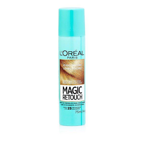 L'Oréal Paris Magic Retouch Louro Escuro - Spray 75 ml