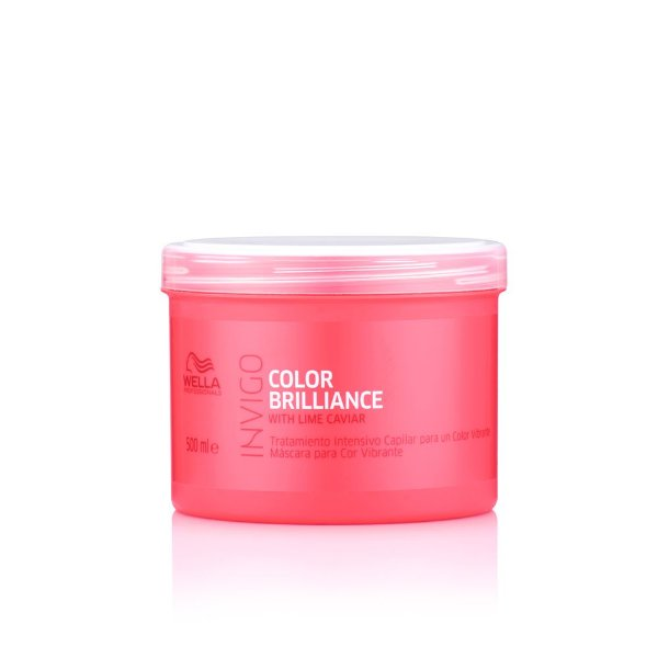 Wella Professionals Color Brilliance - Máscara 500ml