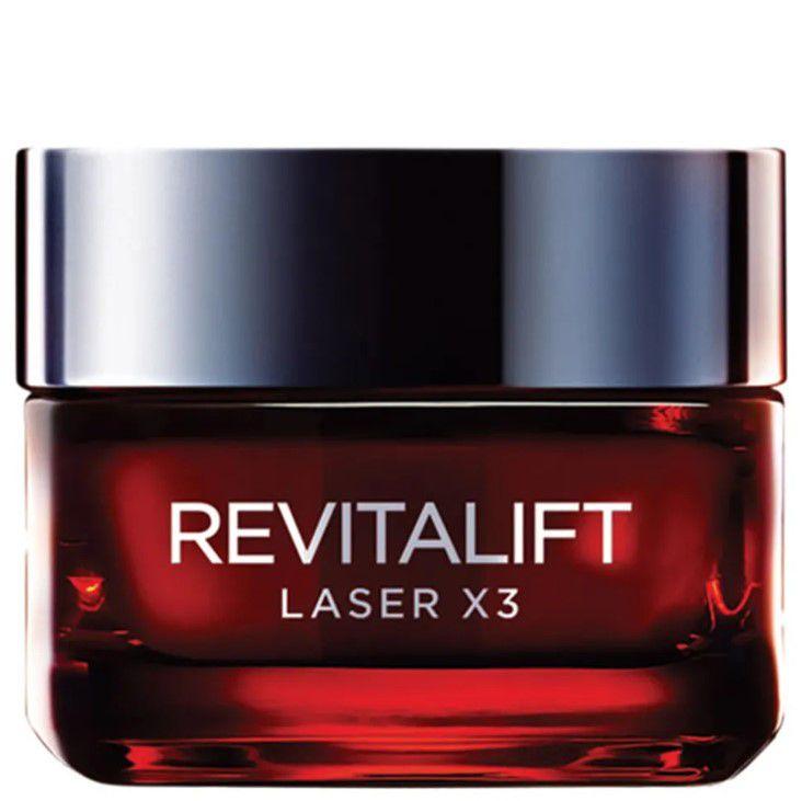 L'Oréal Paris Revitalift Laser X3 - Tratamento Anti-idade 50ml