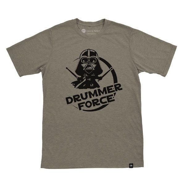Camiseta Drummer Force