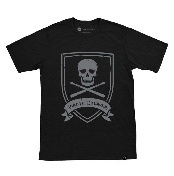 Camiseta Pirate Drummer