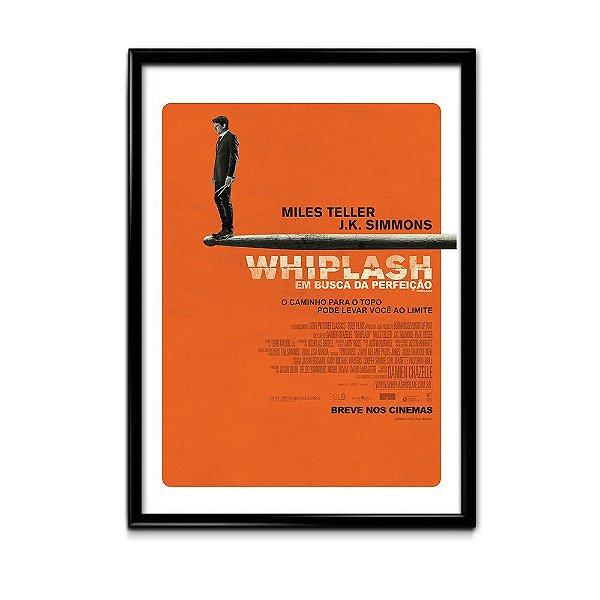 Quadro Whiplash - Em Busca da Perfeição