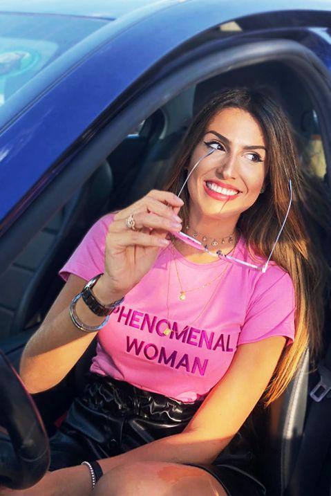 T-SHIRT PHENOMENAL WOMAN