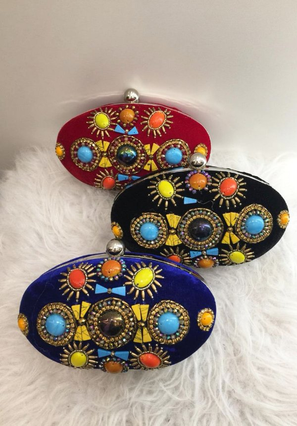 CLUTCH COLORFUL