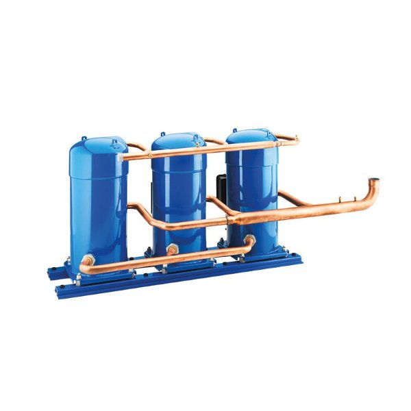 Compressor 15-120TR por circuito