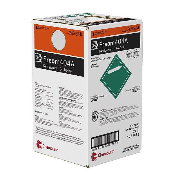 Fluído Refrigerante Freon 404A