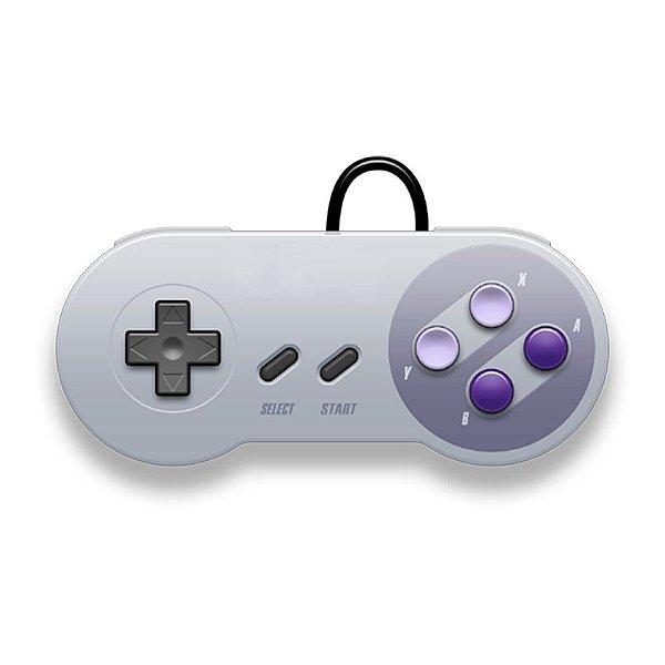 Controle Super Nintendo - Paralelo
