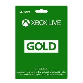 Live Gold | 6 Meses