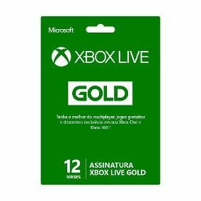 Live Gold | 12 meses