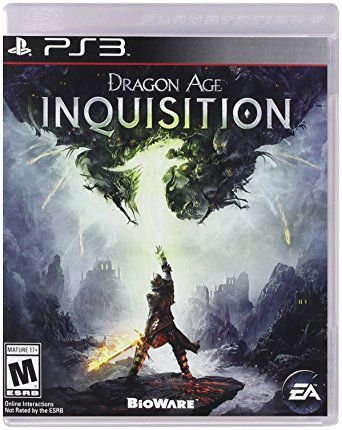 Game Dragon Age: Inquisition PS3