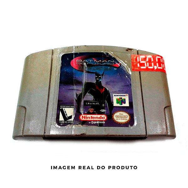 Batman Do Futuro - N64