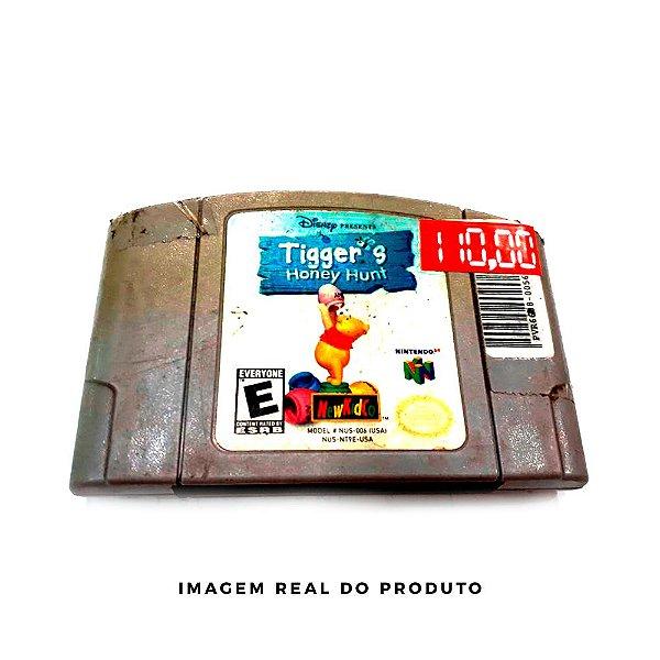 Tigger's Honey Hunt - N64