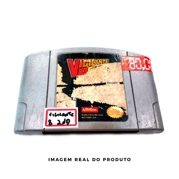 Vigilante 8: Second Offense - N64