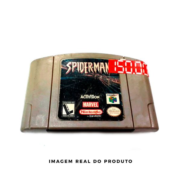 Spider man - N64