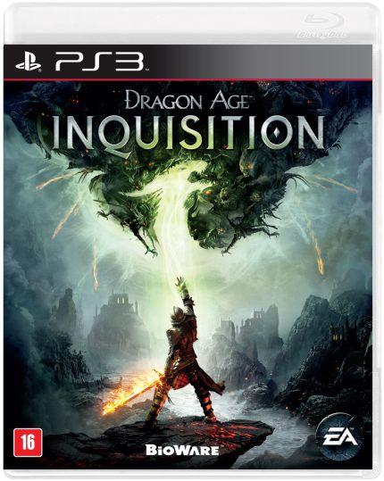 Dragon Age: Inquisition - Ps3 - Mídia Física