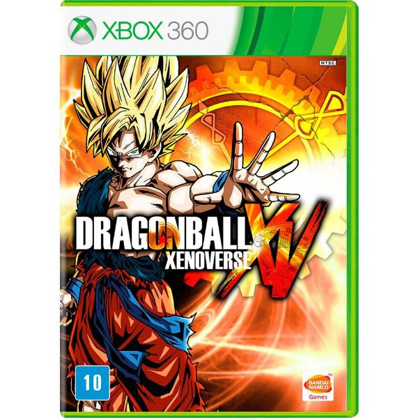 Game Dragon Ball Xenoverse Xbox 360