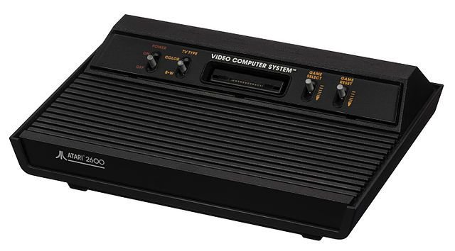Atari 2600 - 2 Controles