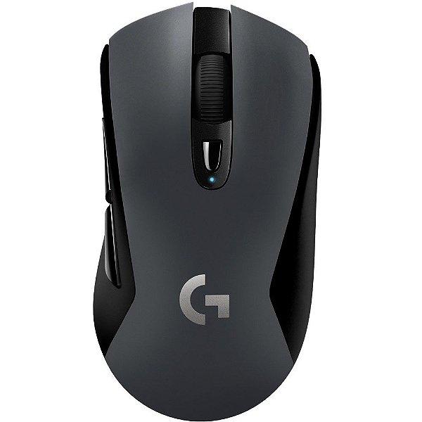 Mouse Gamer Logitech G603 Sem Fio Lightspeed Hero