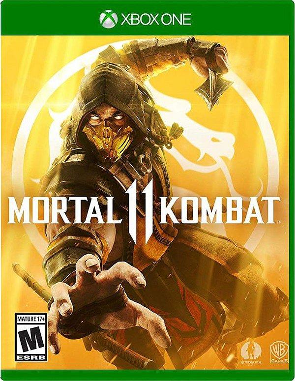 Mortal Kombat 11 - Xbox One - Pré Venda