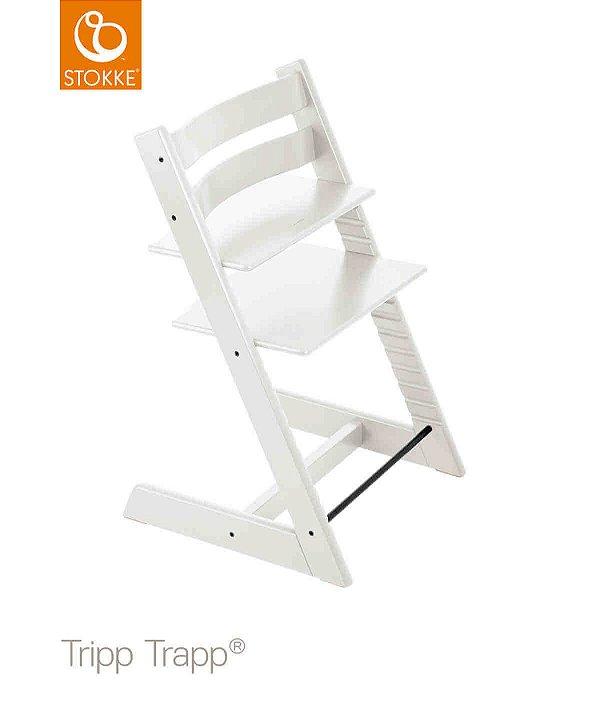 Cadeira de Alimentação Tripp Trapp Branca - Stokke