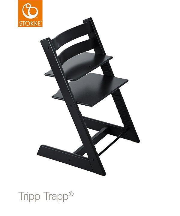 Cadeira de Alimentação Tripp Trapp Preto - Stokke