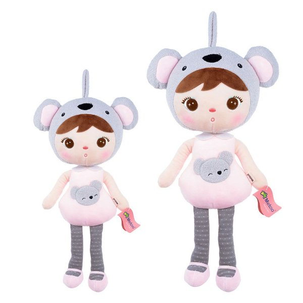 Boneca Metoo Doll Jimbao Koala (Grande/Unidade) - Metoo