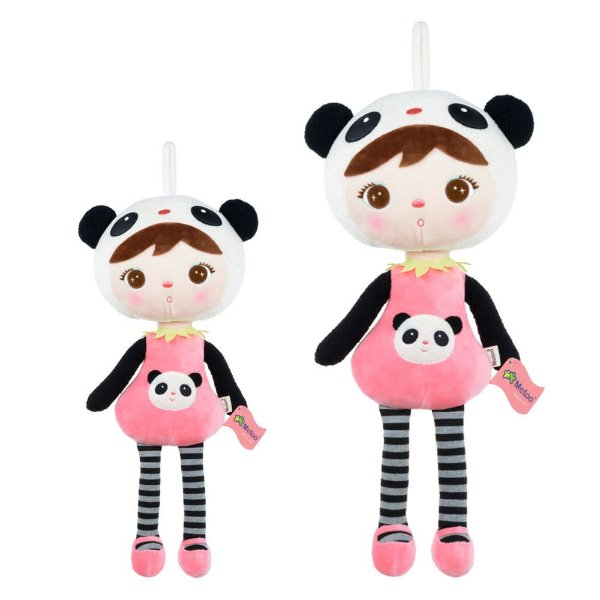 Boneca Metoo Doll Jimbao Panda (Grande/Unidade) - Metoo