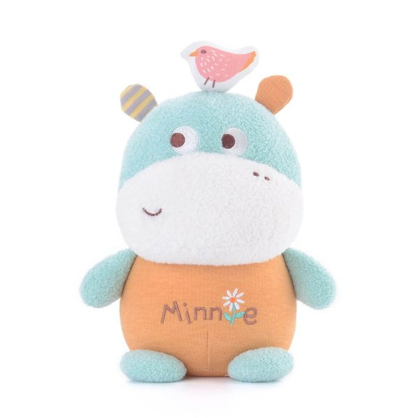 Pelúcia Metoo Hippo Magic Toy - Metoo