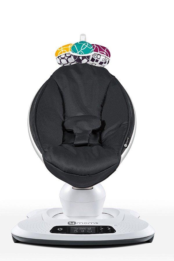 Cadeira Mamaroo 4.0 Classic Black - 4Moms