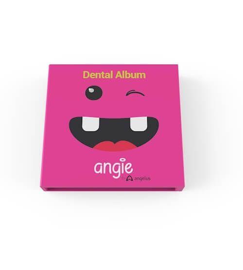 Angie - Dental Álbum Rosa - Angie