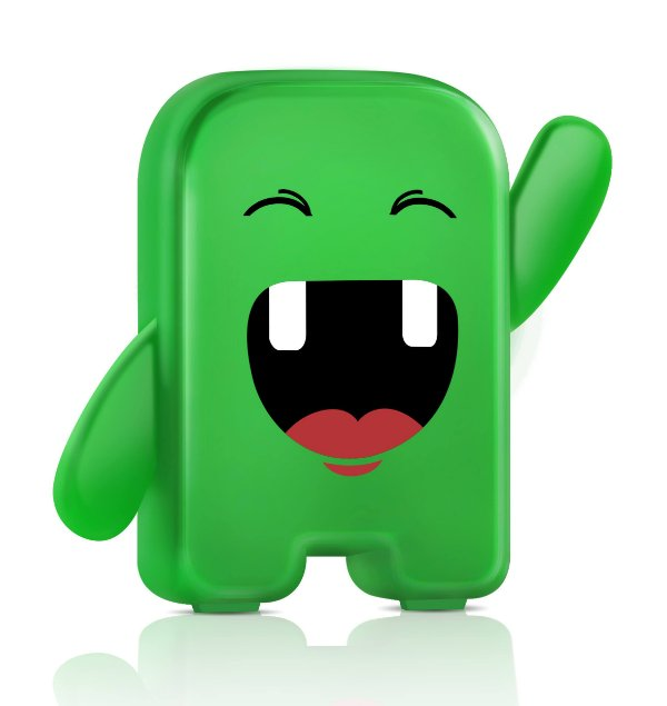 Porta Dentinhos Verde - Angie