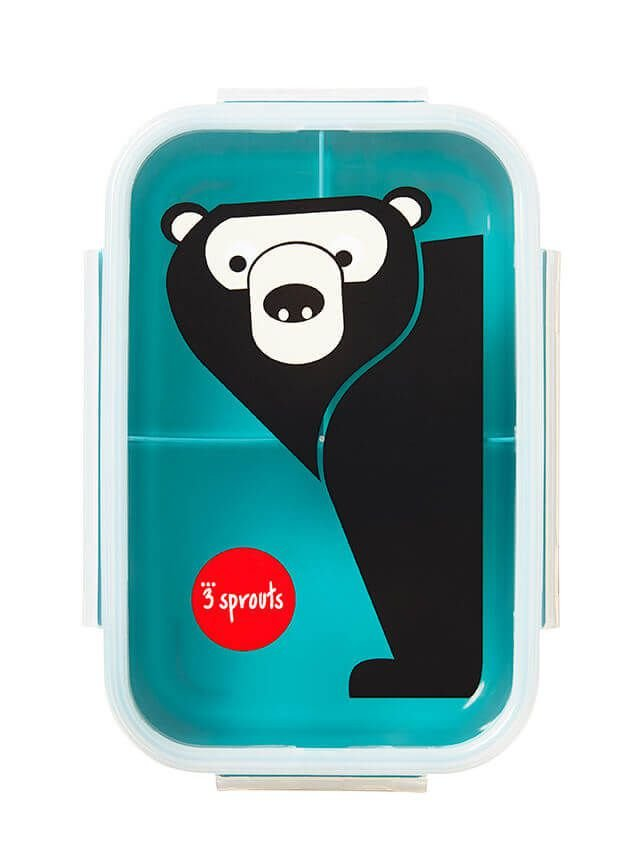 Bento Box Urso - 3 Sprouts